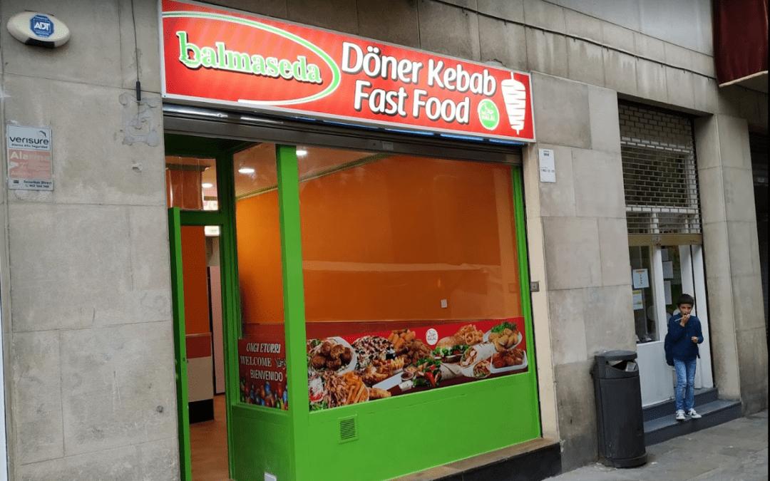 Balmaseda Döner Kebab