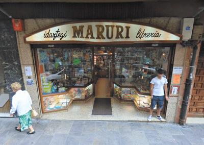 Librería Maruri