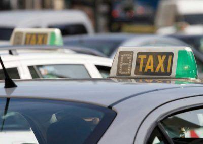 Taxi – José Escobal
