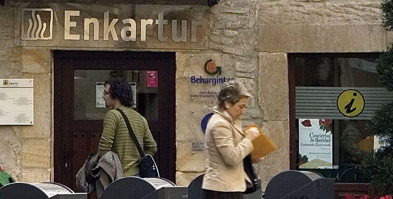Turismo sektorerako Eusko Jaurlaritzaren diru-laguntzak