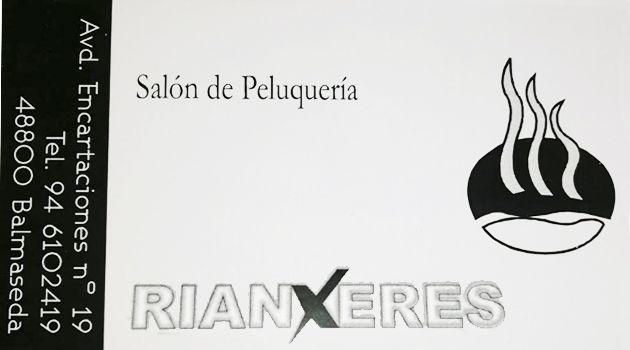 Salón peluquería Rianxeres