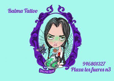 Balma Tattoo